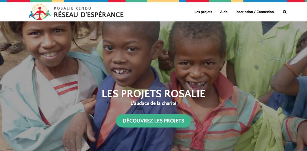Projets Rosalie Crowdfunding