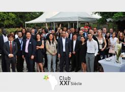 Le Club XXIe Siècle choisit l'Agence Solicom