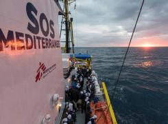 Protégé: SOS MEDITERRANEE : 1 an après