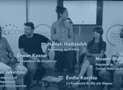 Protégé: Forum Planète Numérique 2016 : Des nouveaux métiers pour vaincre le chômage