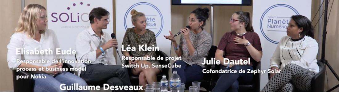 Forum Planète Numérique 2016 : «Éducation et Numérique : après le big bang»