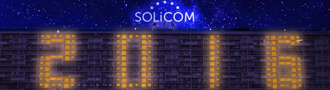 Pour 2016, nous vous souhaitons le meilleur : SOLiCOM !