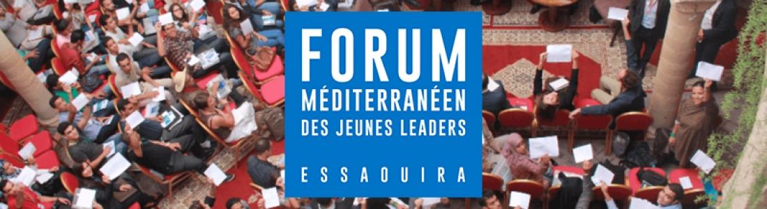 Solicom au Forum Méditerranéen des jeunes leaders d'Essaouira